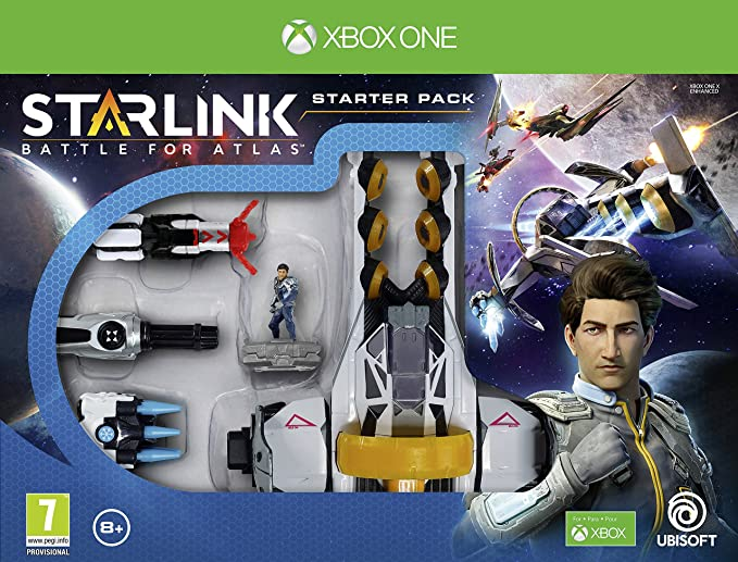 Starlink: Battle for Atlas, Starter Pack: Amazon.es: Videojuegos