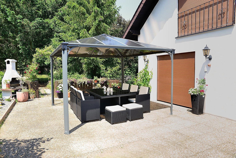pavillon mit festem dach hs18 hitoiro. Black Bedroom Furniture Sets. Home Design Ideas