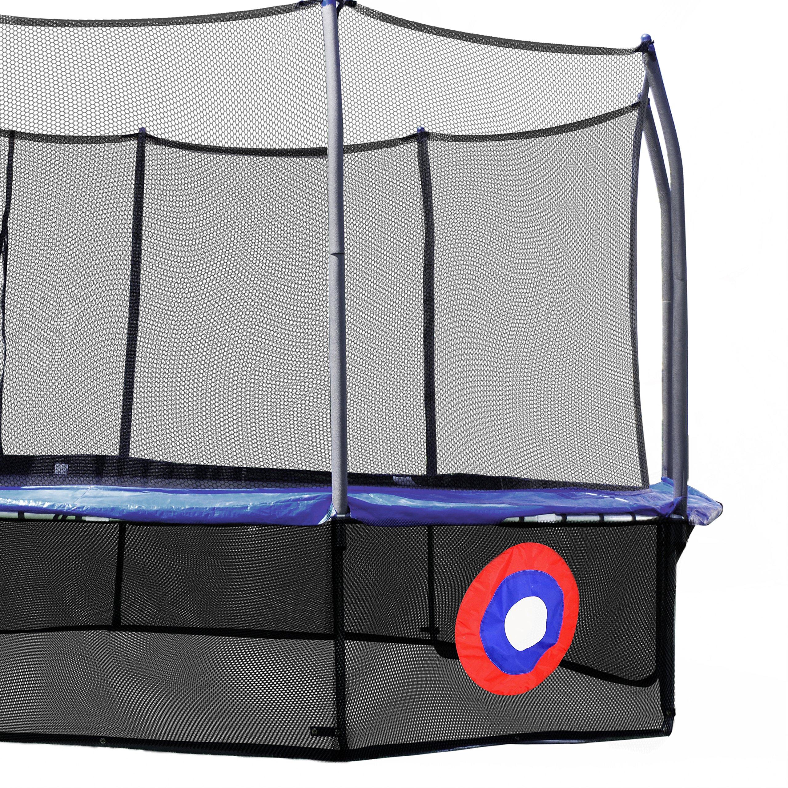 Skywalker Trampolines Sure Shot Lower Enclosure Net Accessory Game by Skywalker Trampolines