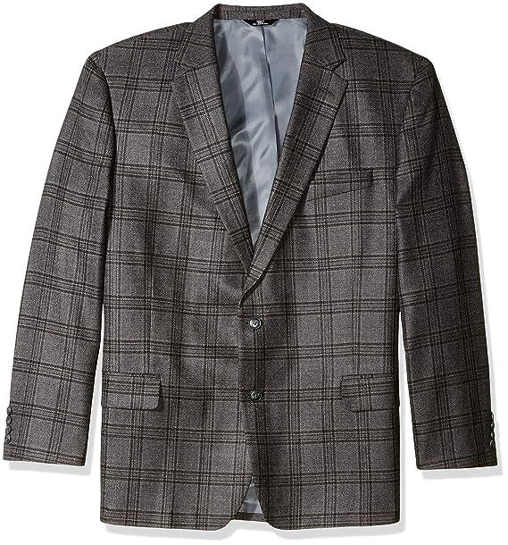 Amazon.com: Haggar - Abrigo deportivo para hombre grande y ...
