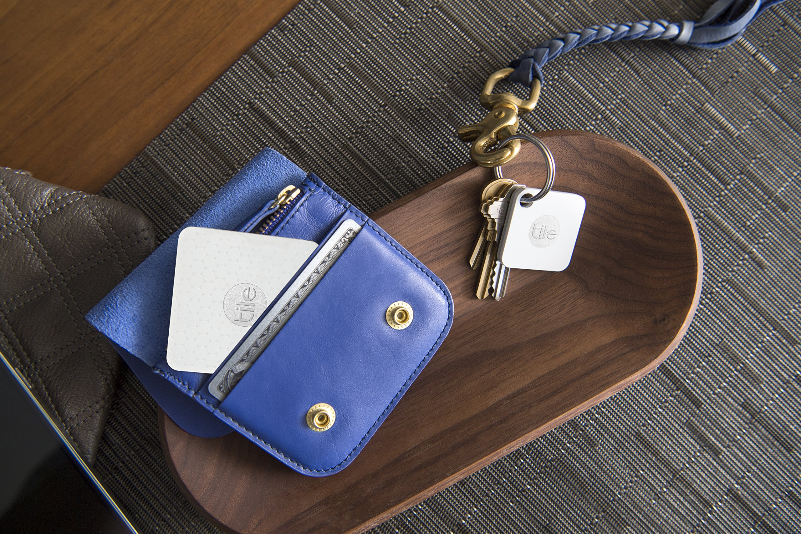 Galleon Tile Mate And Slim Combo Pack Key Finder