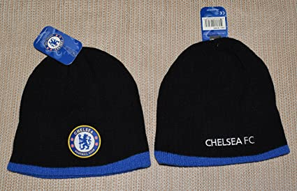 ac3c4603c1c Image Unavailable. Image not available for. Color  Chelsea Fc Beanie Soccer  New !