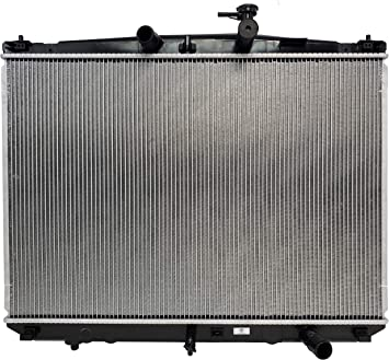 Radiator For Toyota Highlander  CSF3862