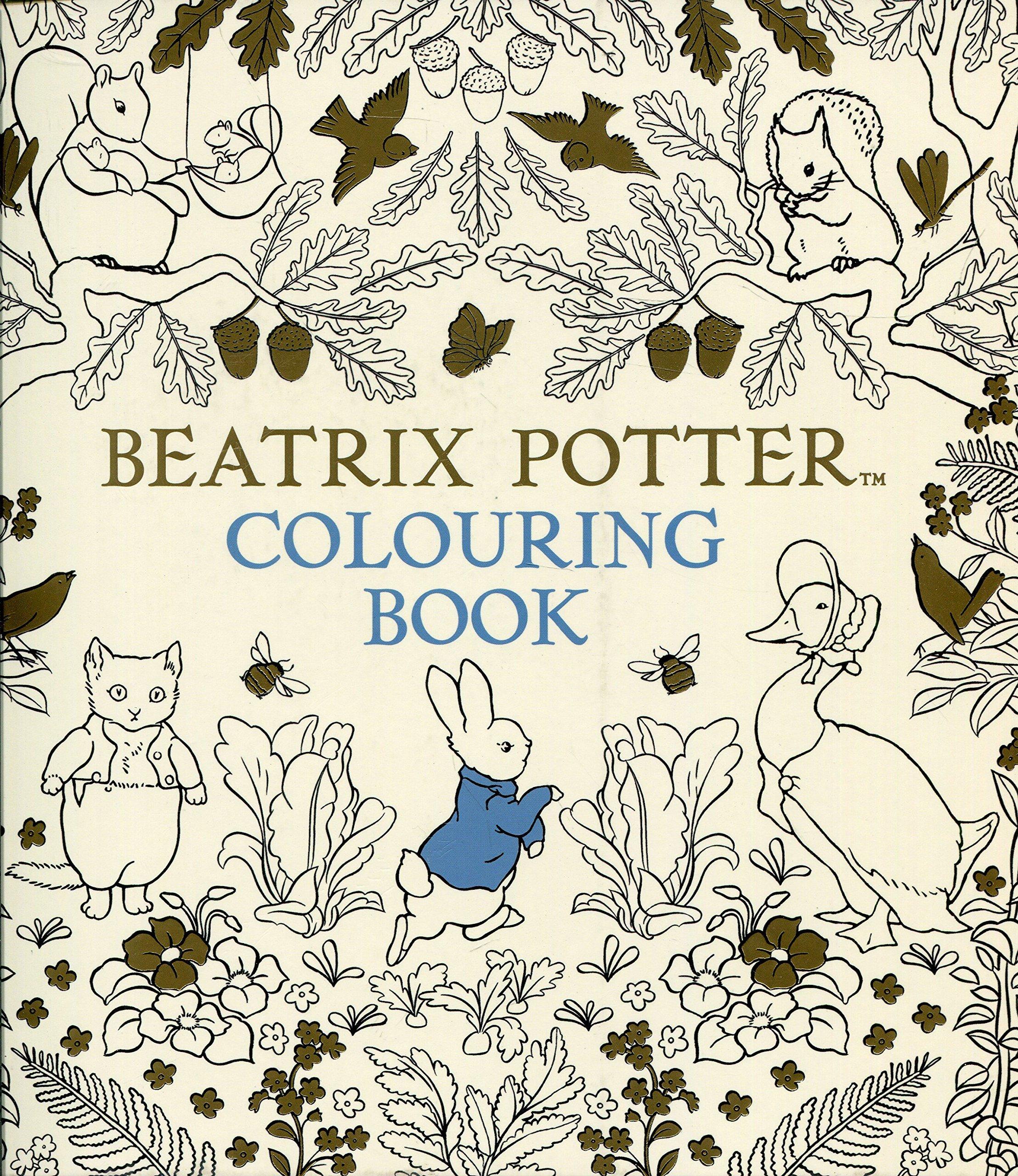 - The Beatrix Potter Colouring Book: Amazon.de: Potter, Beatrix