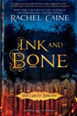 Ink and Bone (The Great Library Book 1) Kindle Edition