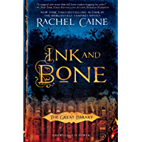 Ink and Bone (The Great Library Book 1) book cover