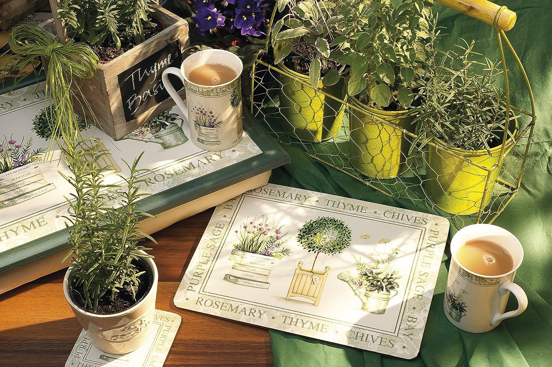 Small Creative Tops Luxury in melammina Verde Soggetto plastica