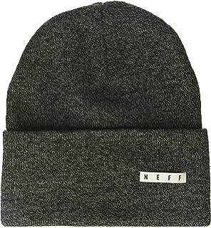 e245d64fdd5 NEFF Youth Boys Double Heater Beanie Hat  Amazon.co.uk  Clothing