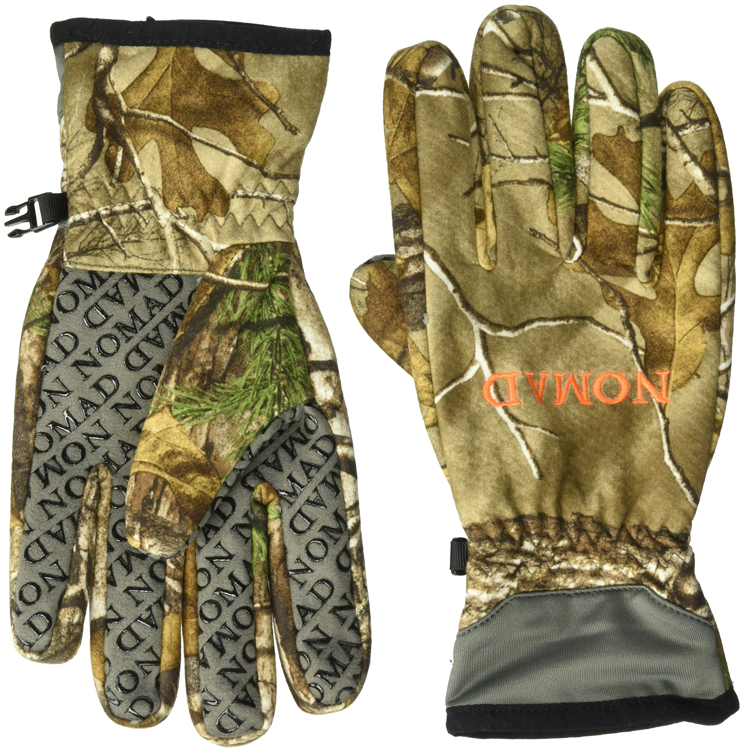 Nomad Harvester Glove, Realtree Xtra, Large by Nomad