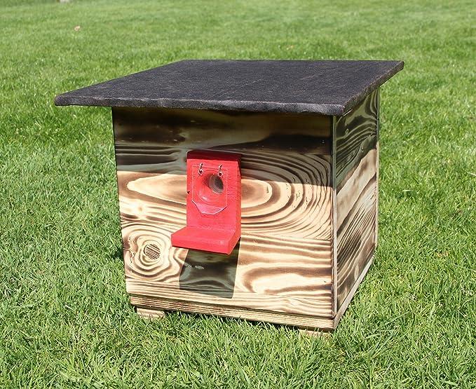 Hummelkasten Bestseller - Garten und Holztrends Hummelhaus