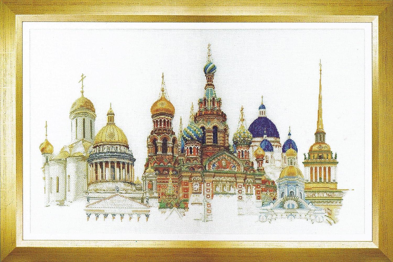 St. Petersburg(クロスステッチキット) B007MHBZTY