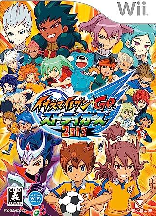 Inazuma Eleven Go : Strikers 2013 [Idioma únicamente en Japonés] [No compatible con la Wii europea/española] [Importación de Japón]: Amazon.es: Videojuegos