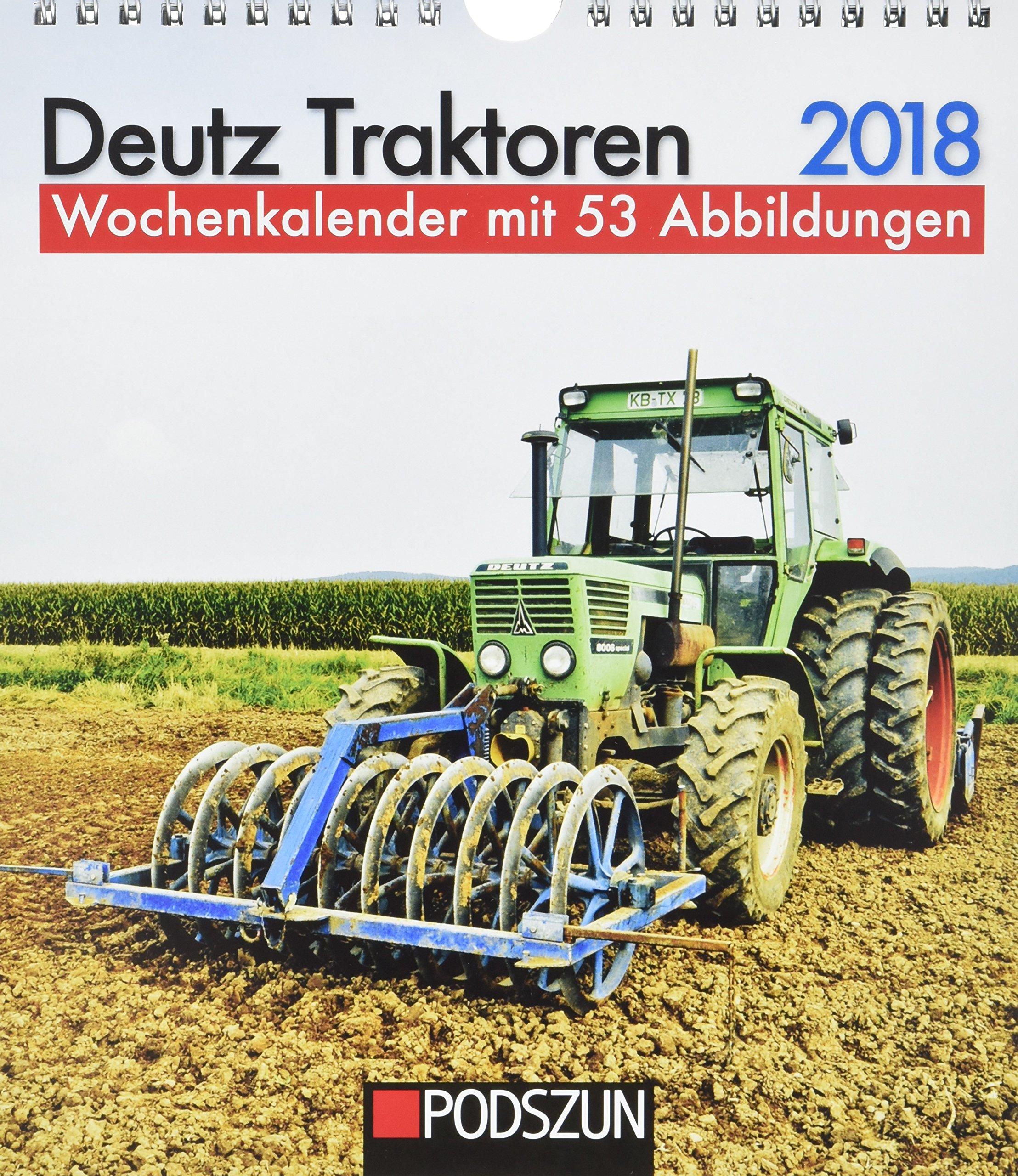 Deutz Traktoren 2018