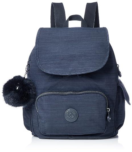 Kipling City Pack S, Mochila para Mujer, Azul (True Dazz Navy) 27 x 33.5 x 19 cm: Amazon.es: Zapatos y complementos
