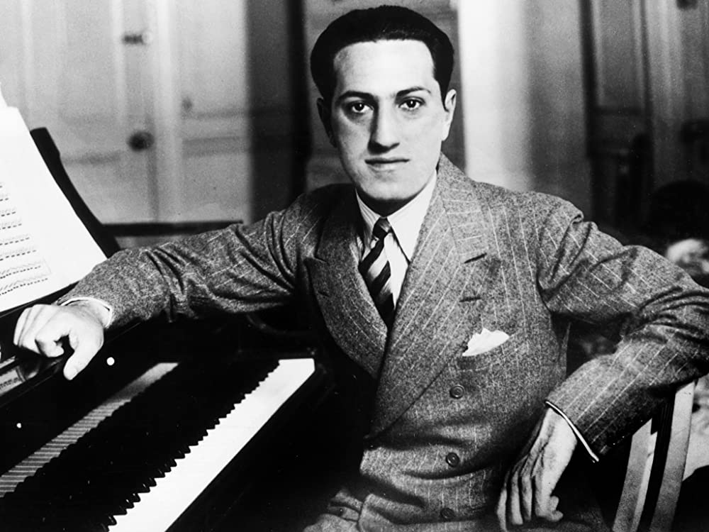 Image result for george gershwin images