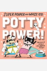 Super Pooper and Whizz Kid: Potty Power! (A Hello!Lucky Book) Kindle Edition