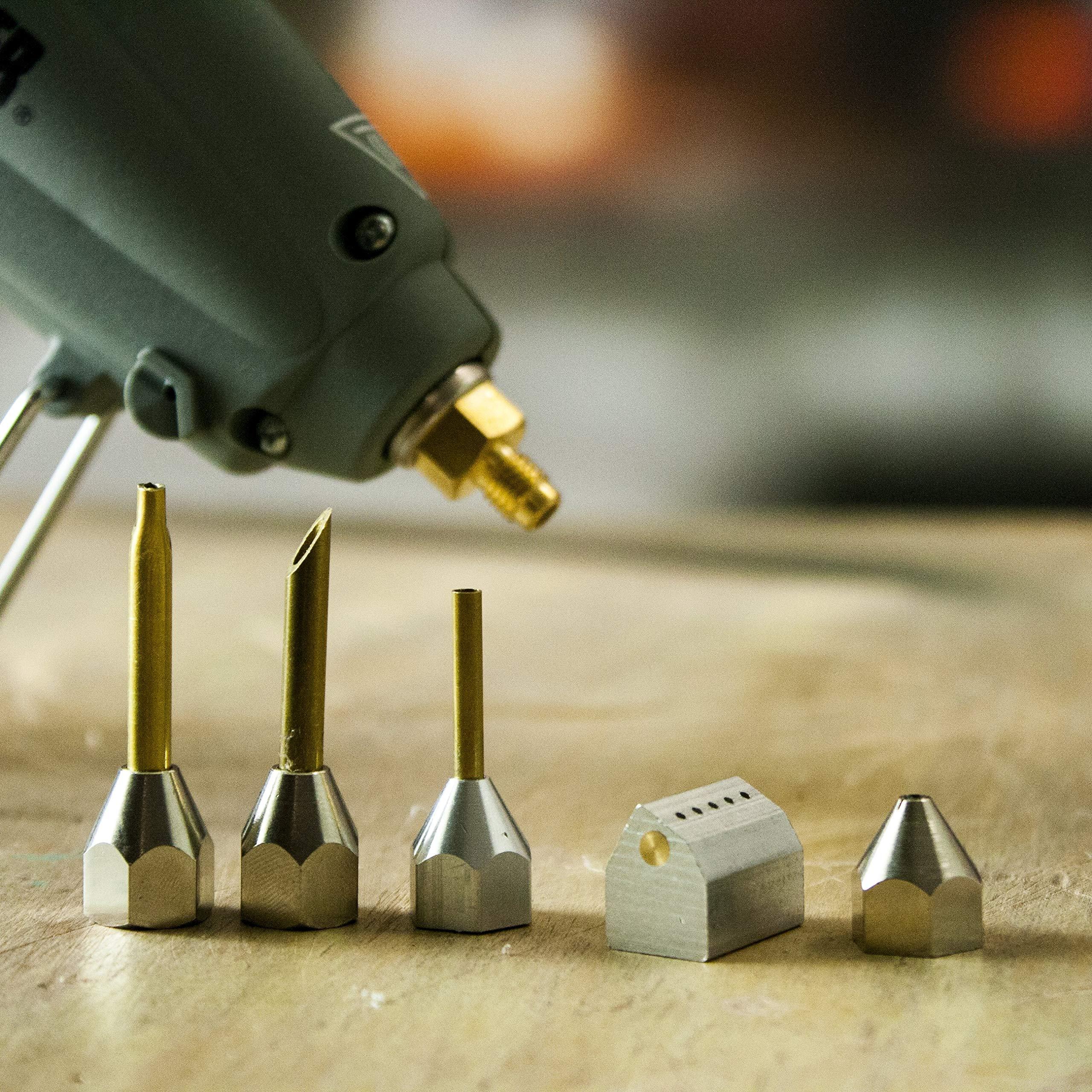 100SET Specialty Nozzle Assortment for Pro Series Hot Glue Guns
