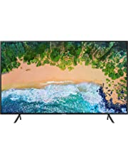 Samsung NU7179 123 cm (49 Zoll) LED Fernseher (Ultra HD, HDR, Triple Tuner, Smart TV)