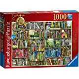 Ravensburger Colin Thompson - The Bizarre Bookshop, 1000pc Jigsaw Puzzle