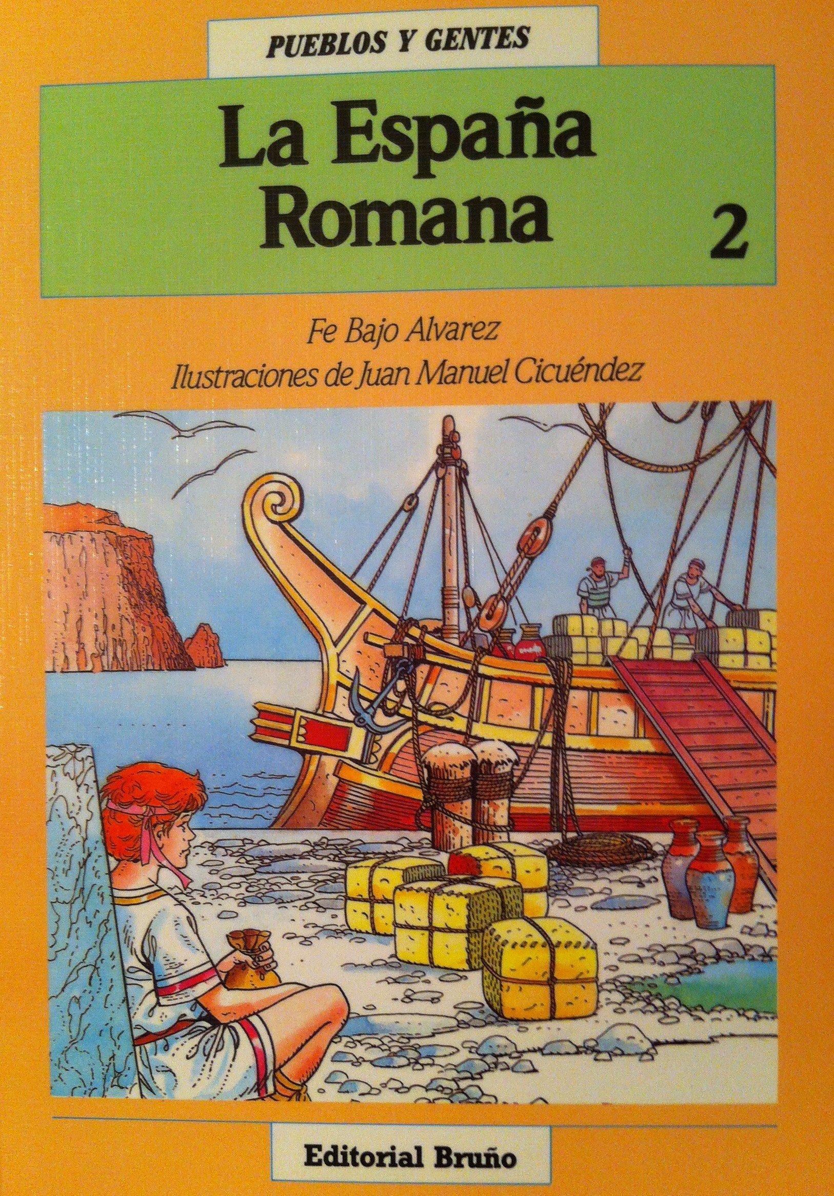 La España romana: Amazon.es: Alvarez, Fe Bajo: Libros en idiomas extranjeros