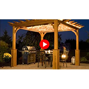 How To Build A Pergola - Learn From Professional: Amazon.es ...