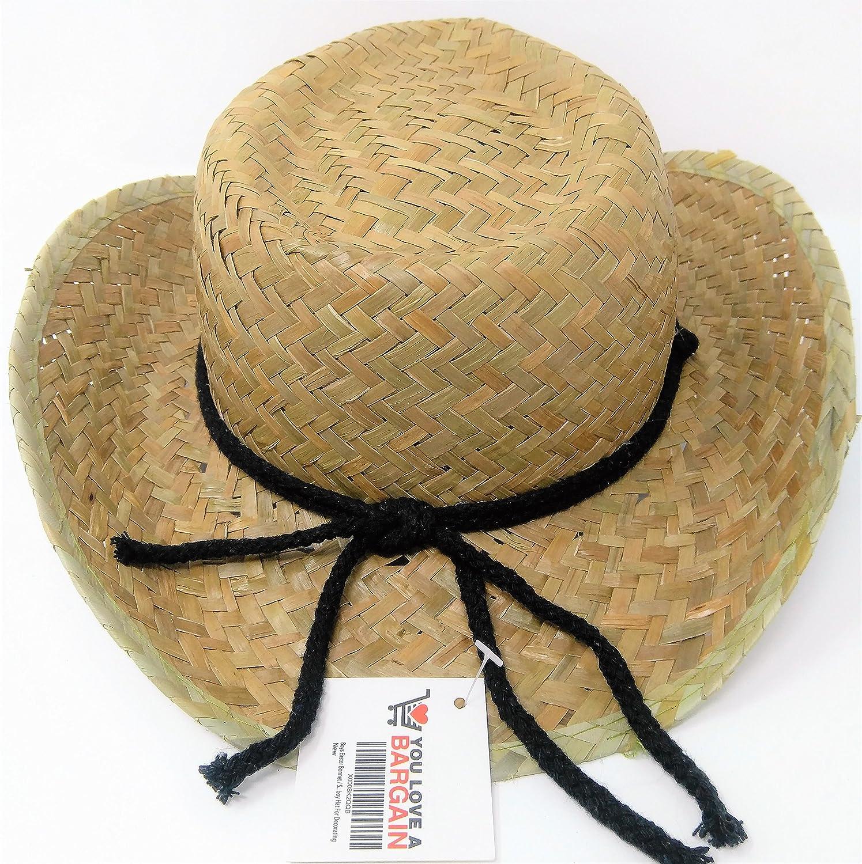 c4fae1f93ab Boys   Kids Straw Cowboy Hat - Easter