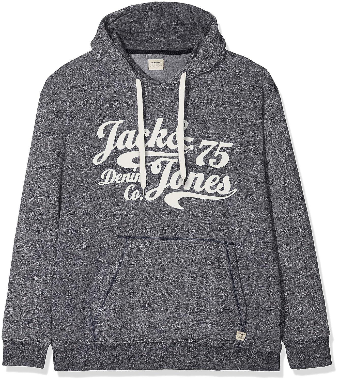 TALLA XXX-Large (3XL). JACK & JONES Jjepanther Sweat Hood Noos PS Capucha para Hombre