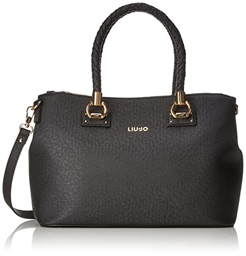Liu Jo M 2 Zip Satchel Manhattan, Women's Satchel