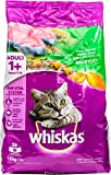 Whiskas Adult Cat Food Pocket Tuna, 1.2 kg Pack