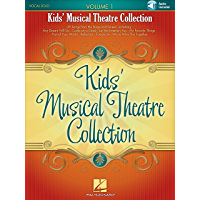 Kids' Musical Theatre Collection - Volume 1 Songbook book cover