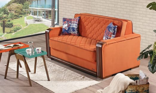 Amazon.com: BEYAN Kansas Collection Chenille Upholstered ...