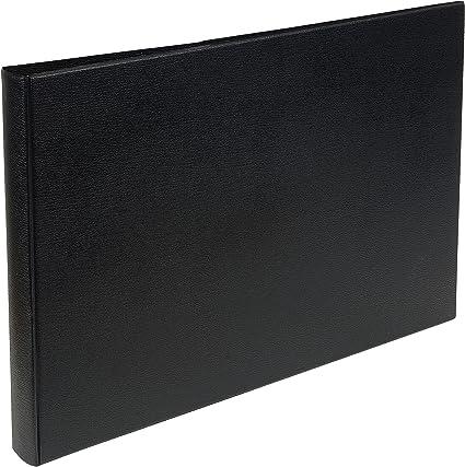 Exacompta 41930E - Carpeta (Conventional file folder, Caja de cartón, Negro, A3, 324 mm, 480 mm): Amazon.es: Oficina y papelería