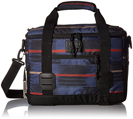 Burton Lil Buddy Insulated Beverage Cooler Bag with Accessory Pockets and Removable Shoulder Strap