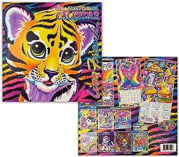 Lisa Frank Calendar 2021 Amazon.: Lisa Frank Whimsical Pop Art 2020 Monthly Calendar