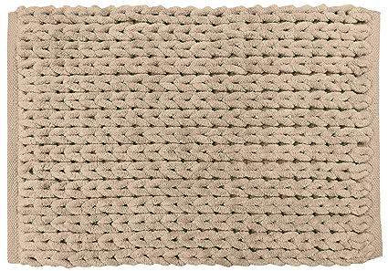 Amazon Com Park B Smith Chenille Knit Cotton Bath Rug 24 By 40