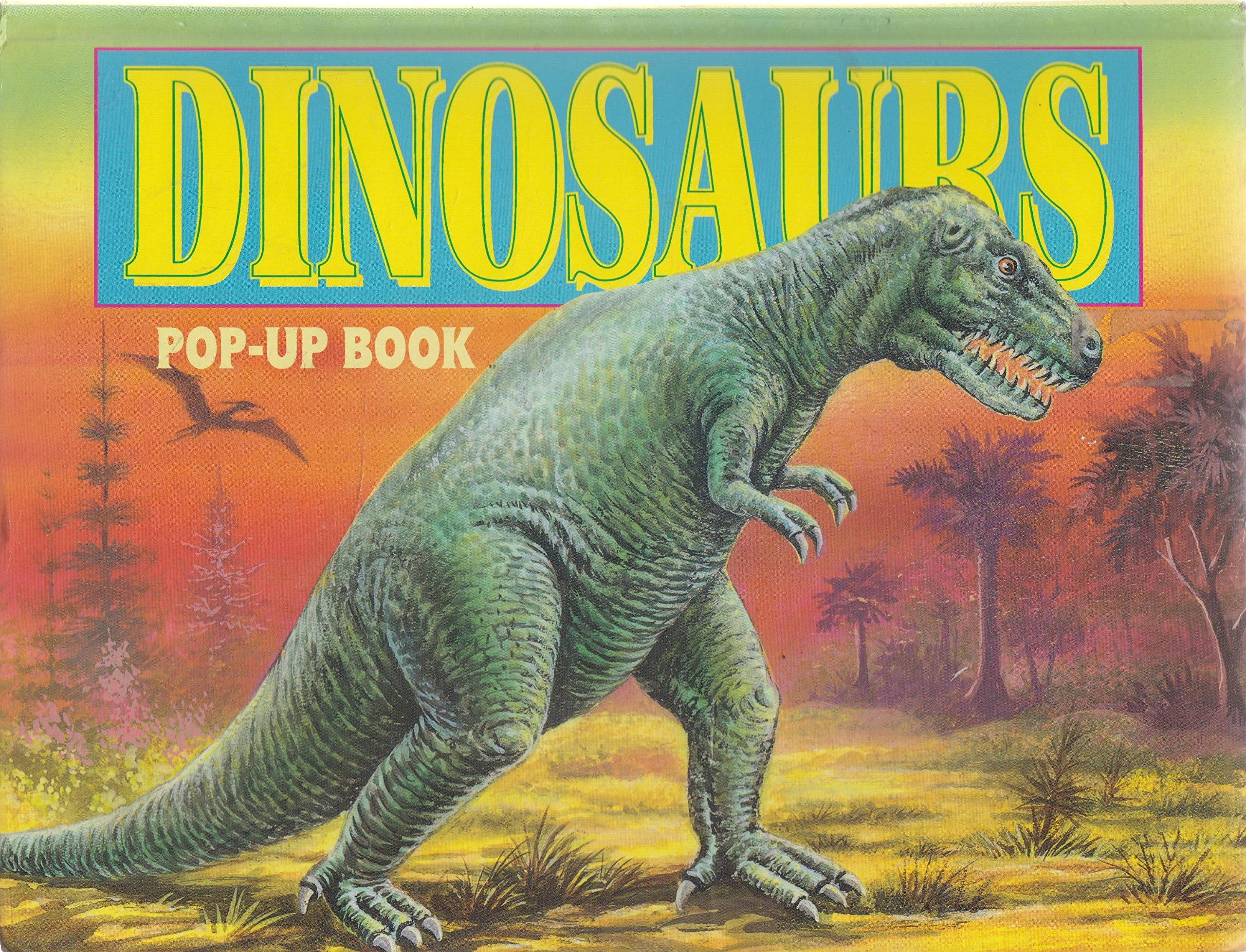 Image for Dinosaur Pop-up Books