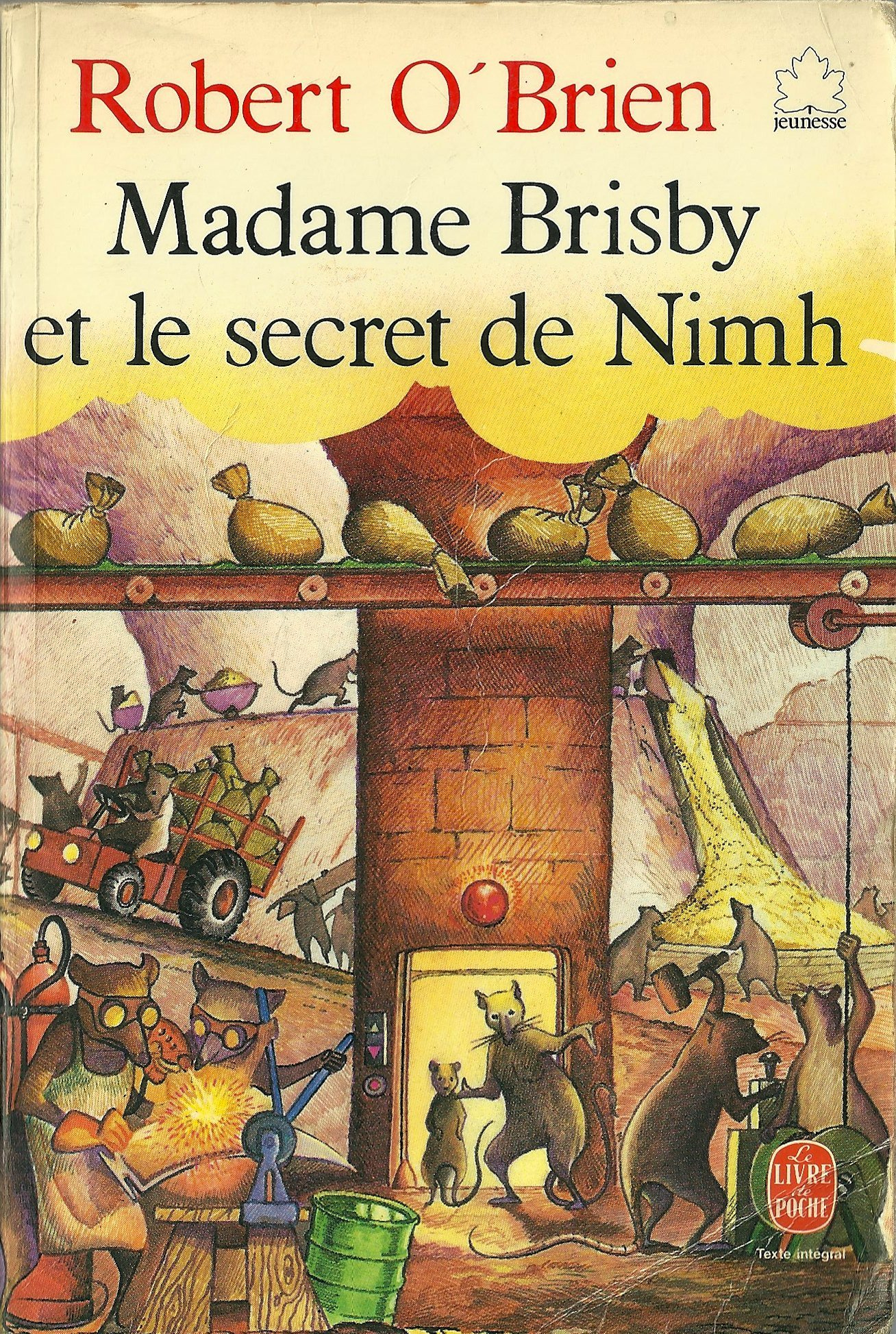madame brisby et le secret de nimh