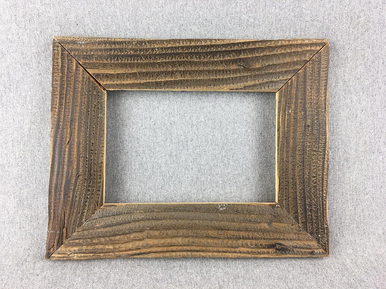 Berühmt Unbehandeltes Holz Bilderrahmen Form Galerie ...