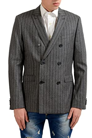 d90f5f73 Image Unavailable. Image not available for. Color: Hugo Boss Rusty/Win Men's  100% Wool Striped ...