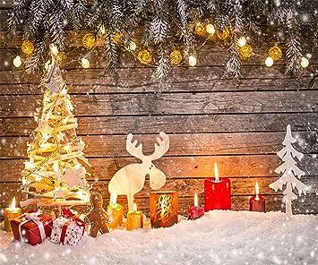 Hintergrund Weihnachten.Waw 10x8ft Weihnachten Hintergrund Holz Hintergrund Fotografie Glitzer Hintergrunden