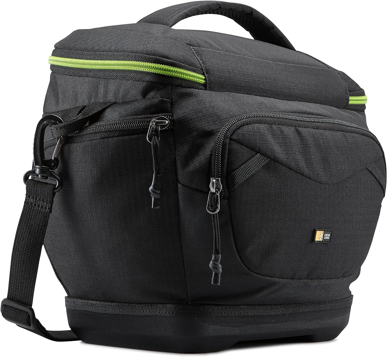 Case Logic KDM-102 Kontrast Medium DILC Shoulder Bag (Black)