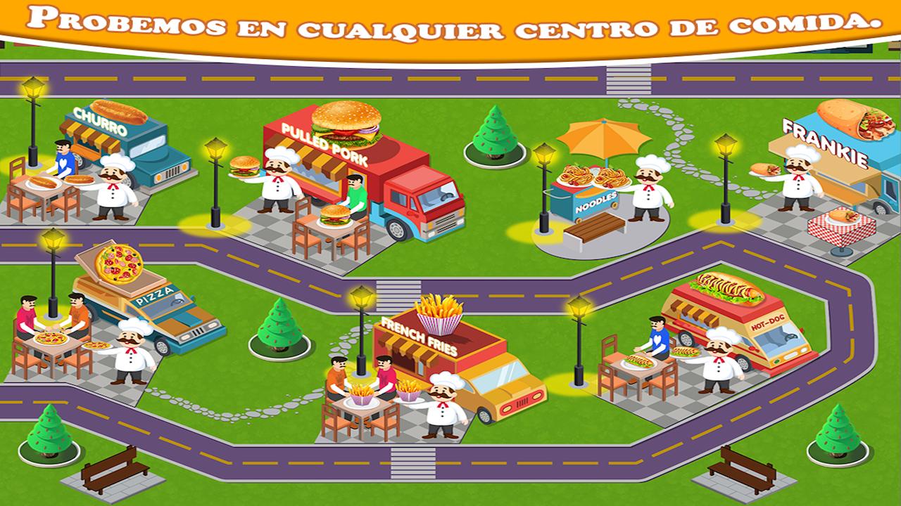 Street Food Chef - Juego de cocina: Amazon.es: Appstore para Android