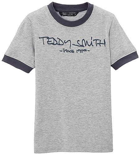 Teddy Smith TICLASS3 MC JR - Camiseta para niños