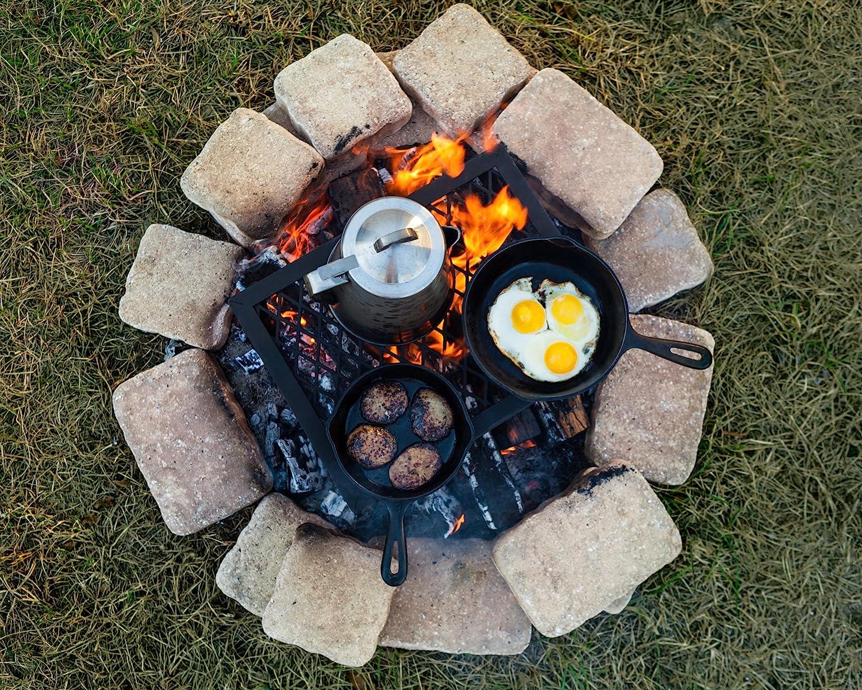 Robuster Basics klappbarer Camping-Grill