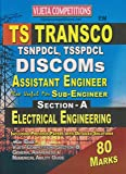 TS Transco TSNPDCL, TSSPDCL DISCOMs Assistant Engineer Sub-Engineer (Section-A) Electrical Engineering (80 Marks) E/M