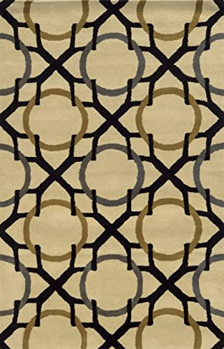 Rizzy Home Volare Collection Wool Area Rug