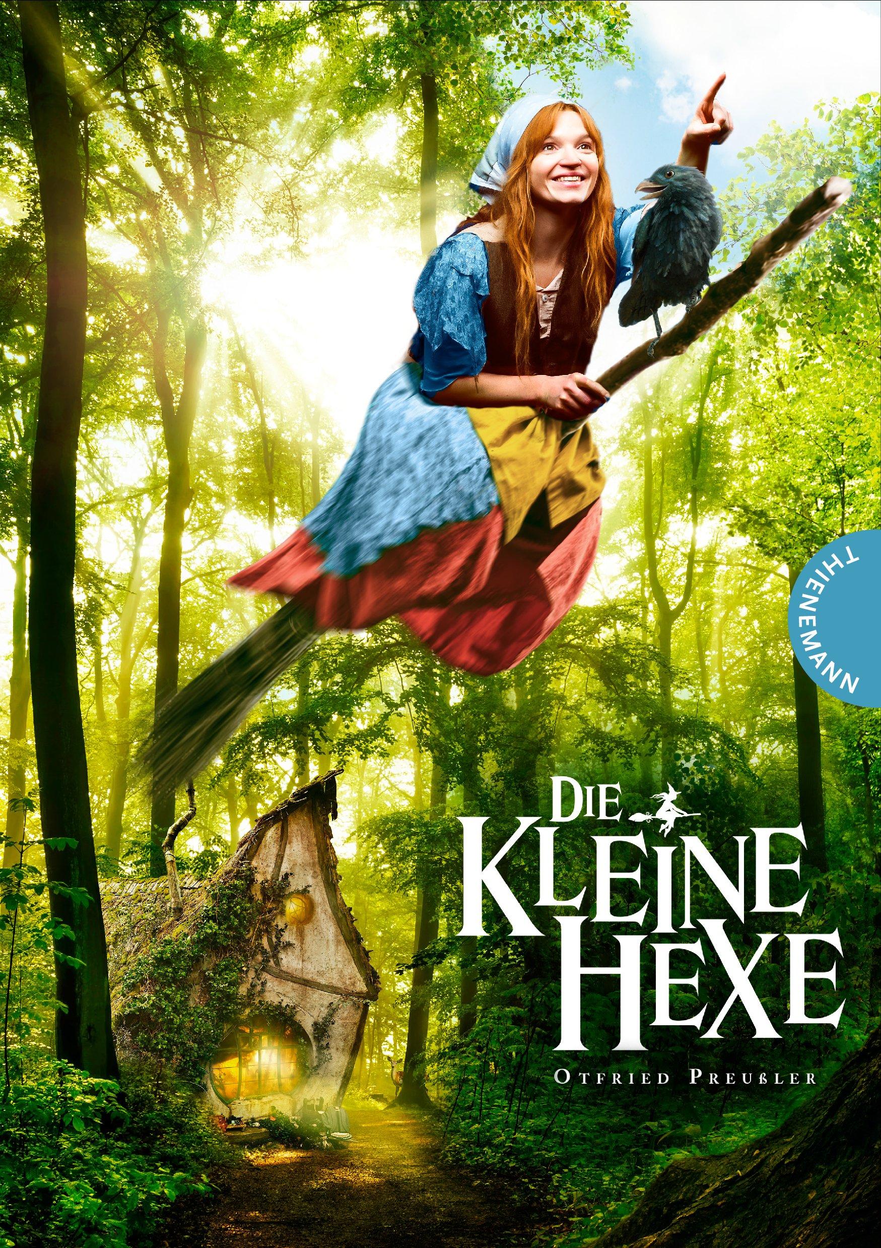 Die kleine Hexe – Filmbuch