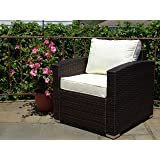 Amazon Com Solana Double Chaise Lounge And Umbrella All