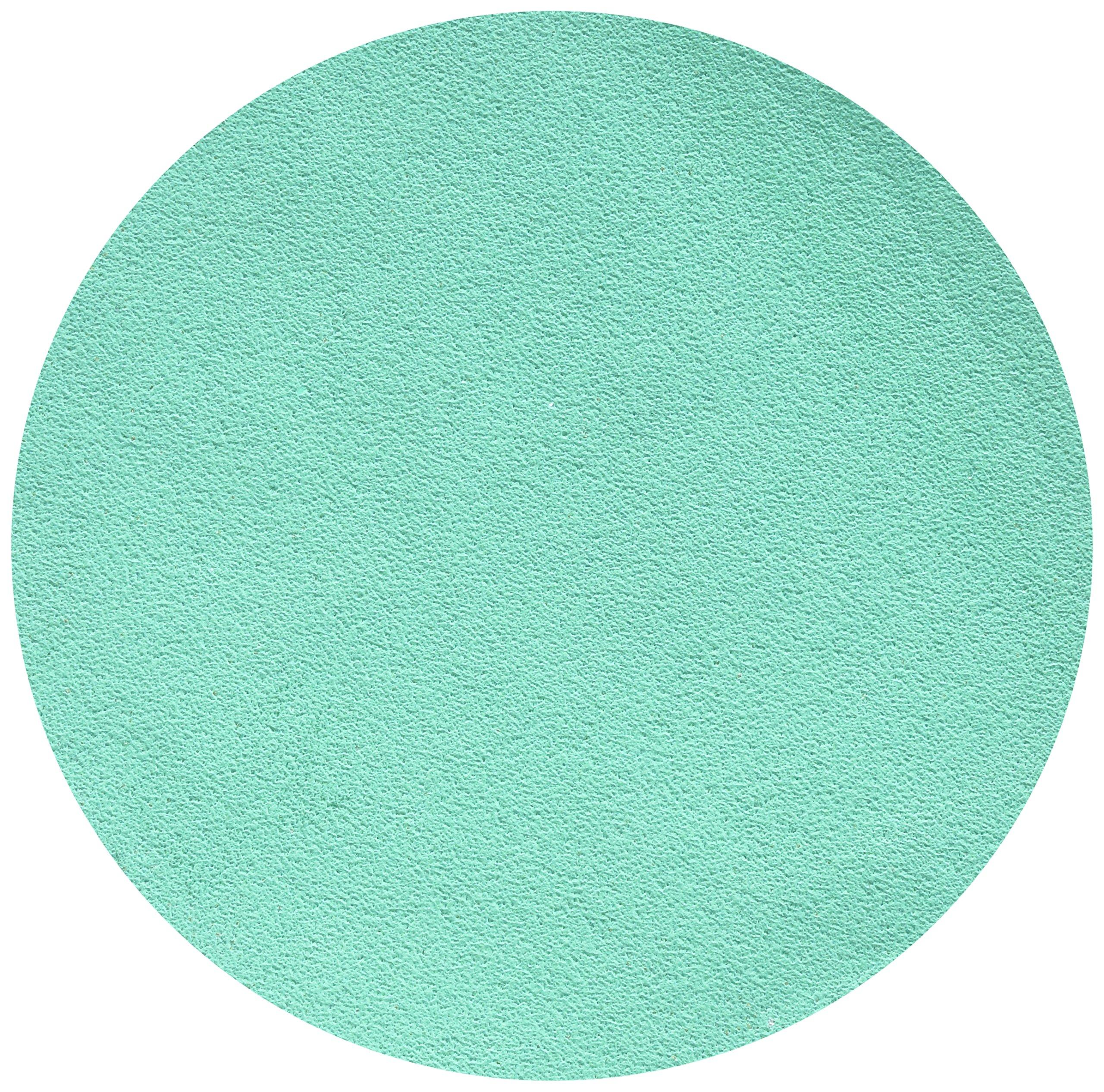 3M 01506 Stikit Green 6'' 80D Grit Fre-Cut Disc Roll