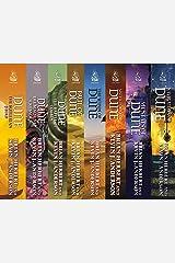 Dune: Legends, Heroes, Schools: (The Butlerian Jihad, The Machine Crusade, The Battle of Corrin, Paul of Dune, The Winds of Dune, Sisterhood of Dune, Mentats of Dune, Navigators of Dune) Kindle Edition